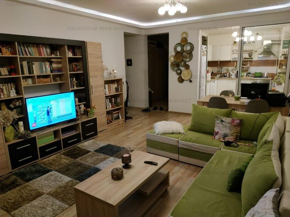 Apartament 2 camere - zona Tractorul